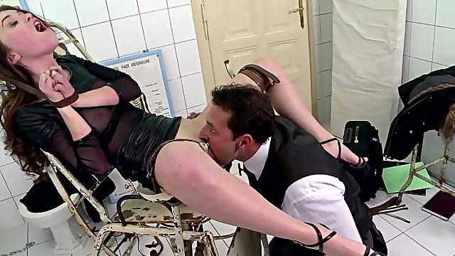 Free dad licks pussy creampie fuck clips hard lick