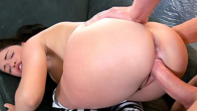 Big dick ass pounding