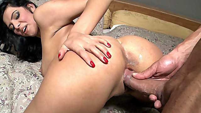 entertaining question mature wife anal bbc doggy style consider, what your