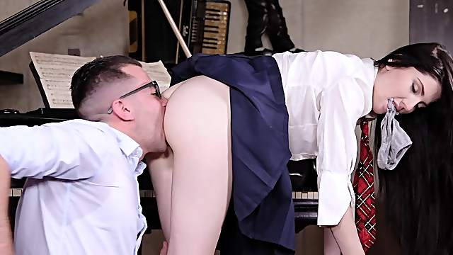 Real student teacher sex video stream